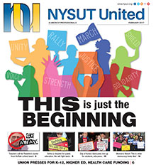 nysut united february 2017 cover