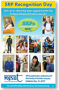 Nov. 21 is SRP Recognition Day