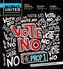 nysut united cover - november/december 2017