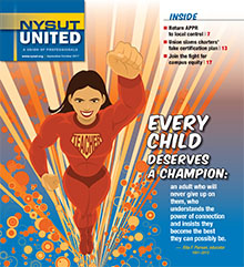 nysut united cover - september/october 2017