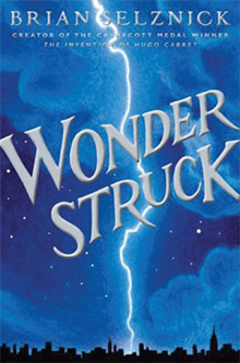 Check it Out - Wonderstruck book cover