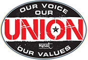 Our voice union logo