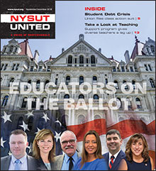 nysut united november 2018