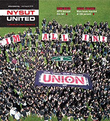 NYSUT United: July-August 2018