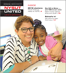 NYSUT United September 2018