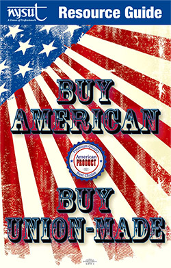 buy american buy union-made