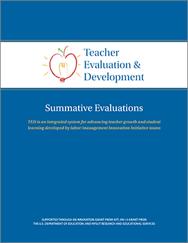 TED Summative Evaluation