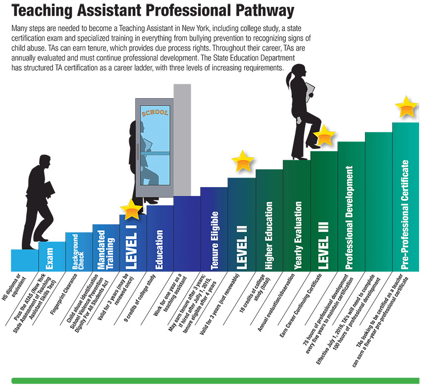 What Is A Teaching Assistant S Professional Pathway