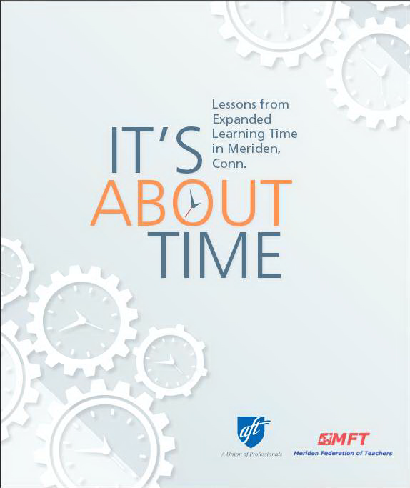 AFT Handbook: It's About Time