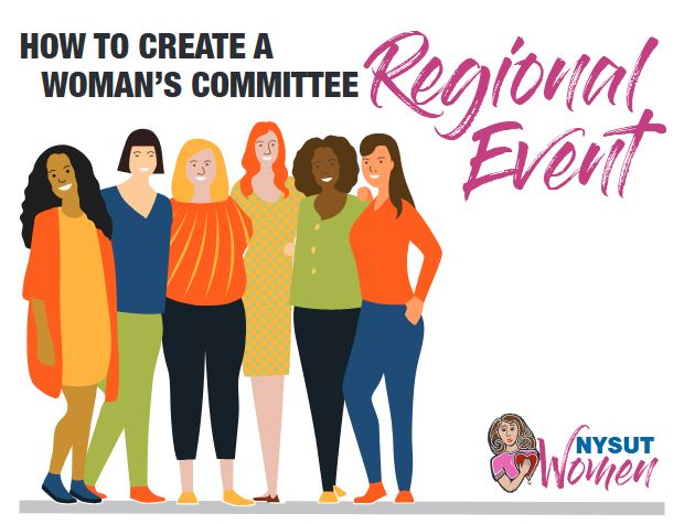 How to Create a Women's Committee Regional Event