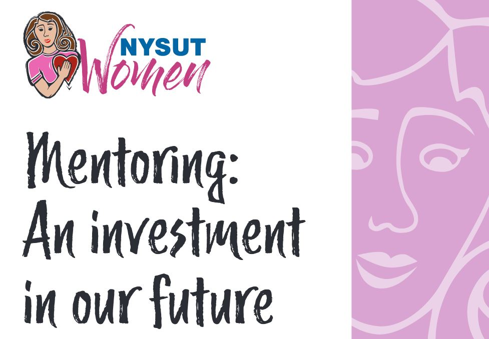 Mentoring: An investment in our future