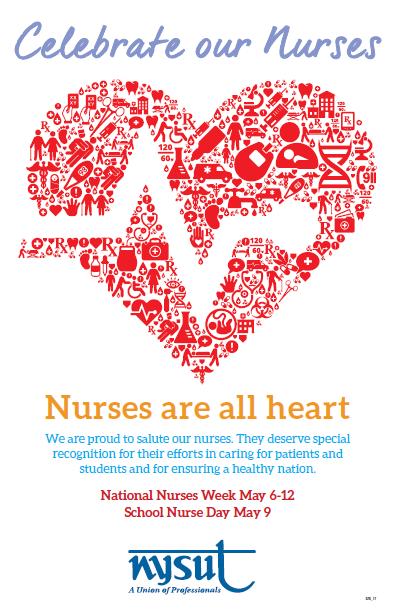 celebrating national nurses week may 6 12