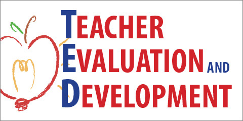 ted teacher evaluation and development