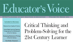 Educators Voice VIII