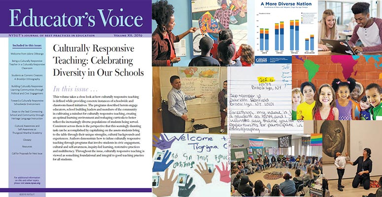 Educator's Voice XII